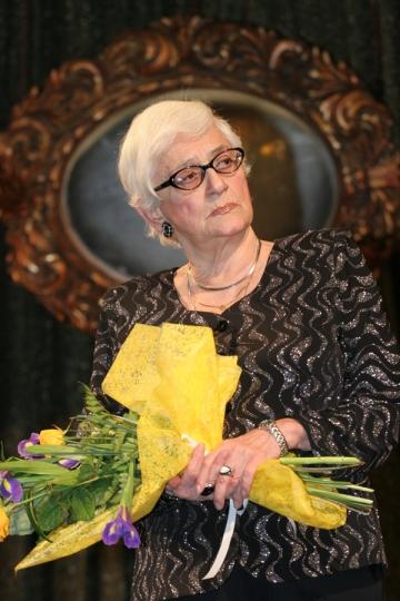 Olga Tudorache a fost internata la spitalul Elias