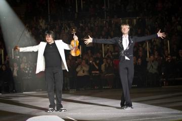 Kings On Ice 2012 - emotie si muzica intr-un spectacol inedit