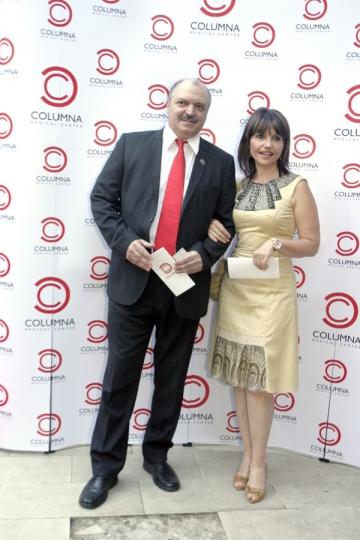 Scandalul dintre Victor Socaciu si Marina Almasan continua