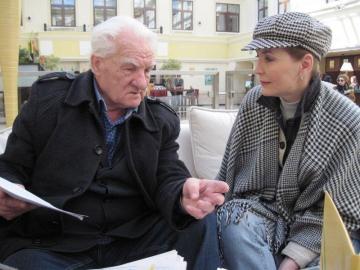 Iuliana Ciugulea a trait experiente unice in timpul vizitei la Moscova