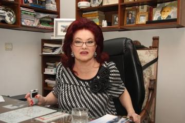 """Stela Popescu: """"Neamul nostru are nevoie de comedie"""""""