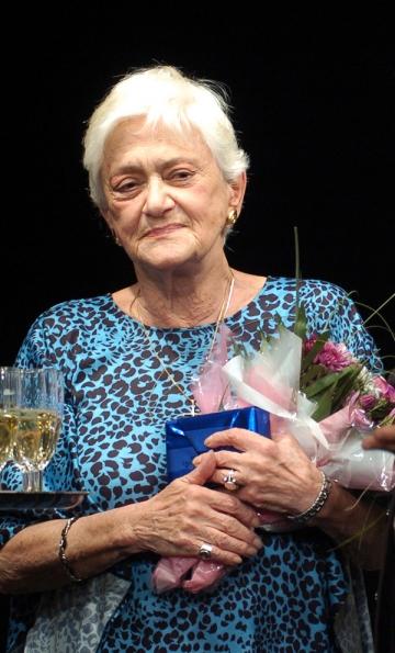 Olga Tudorache revine pe scena intr-un spectacol de exceptie