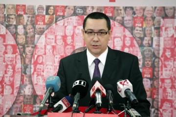 Ministrii lui Victor Ponta
