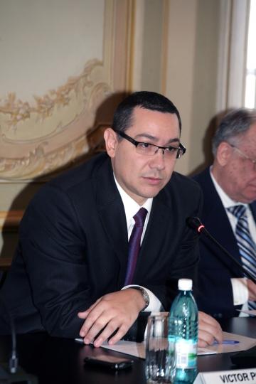 Victor Ponta de ieri si de azi