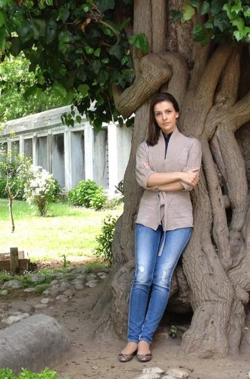 Simona Taranu a petrecut de 1 mai pe malul Bosforului