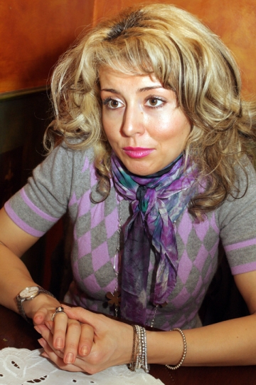 Alexandra Velniciuc, despre prietenia cu Horia Moculescu