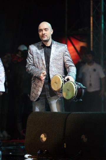 Fiul Ancai Parghel a trecut la muzica dance
