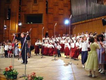 Voicu Popescu, un dirijor si mai multe baghete