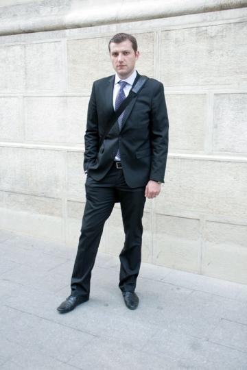 """Stefan Buciuc: """"Nu am renuntat la visul meu din ambitie ori incapatanare"""""""