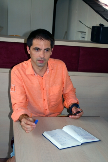 "Dan Negru: ""As paria pe victoria Rusiei la Eurovision"""