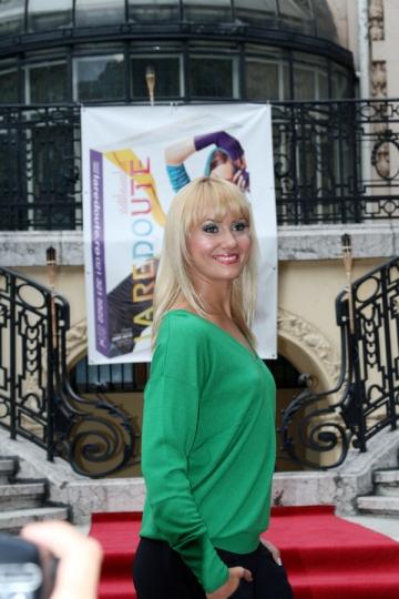 Oana Ionita a lucrat cu Aus Ninja, coregraful castigatoarei Eurovision