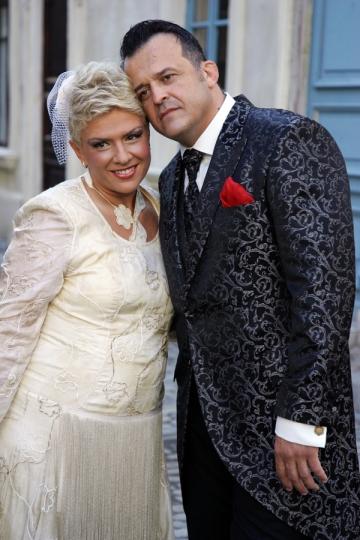 Teo Trandafir si Constantin Iosef au devenit sot si sotie