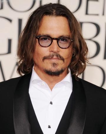 Johnny Depp a fost recompensat pentru contributia adusa cinematografiei
