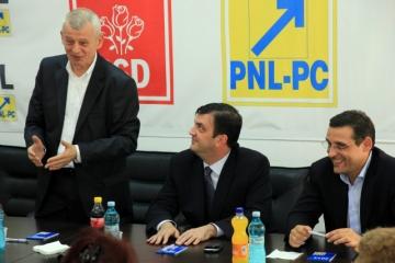 Alegeri locale 2012: Victorie pentru USL la Bucuresti