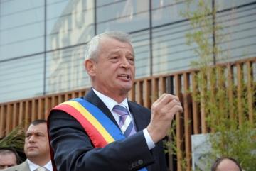 Sorin Oprescu, din nou la carma Capitalei