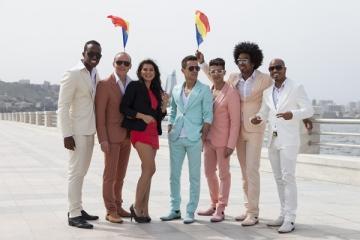 Trupa Mandinga s-a reintors in Azerbaijan, orasul gazda al Eurovisionului