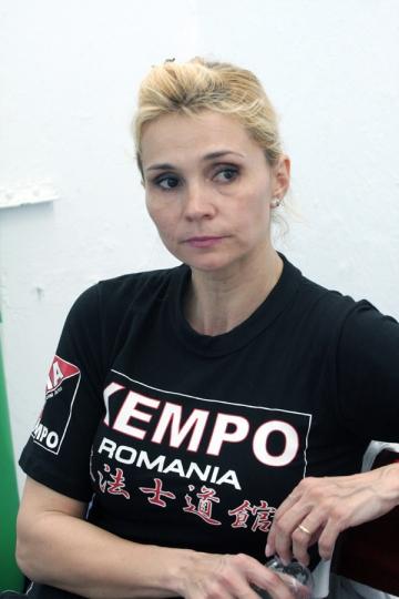 "Ruxandra Dragomir: ""Forta mentala nu tine de masculin ori de feminin"""