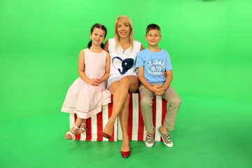 "Maria Radu: ""Imi plac copiii foarte mult"""