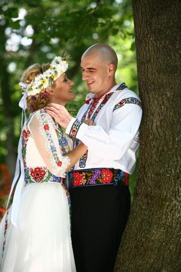 Elena Lasconi a avut sambata o nunta de poveste