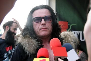"""Exclusiv: Ian Astbury (The Cult): """"Am uitat zilele cand nu eram celebru"""""""