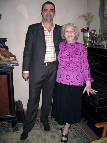 A murit mezzosoprana Venera Rogozea
