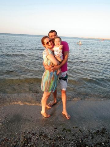 Dan Cruceru si-a petrecut vacanta pe litoralul romanesc