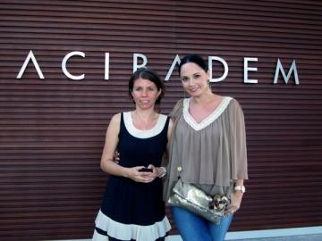 Andreea Marin Banica s-a intors in Turcia pentru analize si recuperare