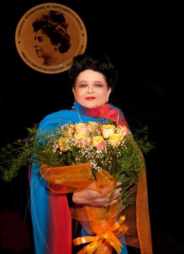 Mariana Nicolesco aduce la Braila marea sarbatoare a artei cantului