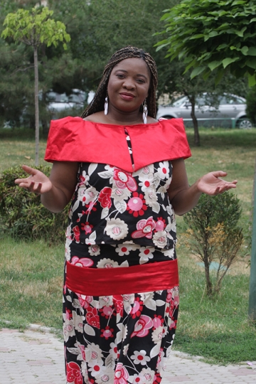 """Mbela Nzuzi: """"Cel mai greu a fost in primele zile cand am ajuns in Romania"""""""