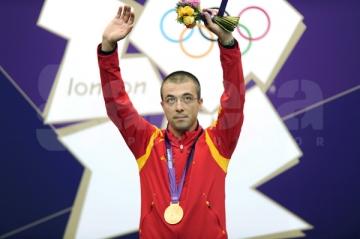 Alin Moldoveanu a adus Romaniei prima medalie de aur la JO 2012