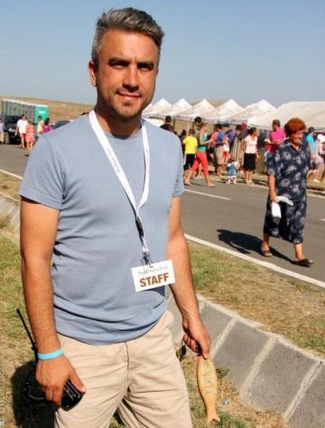 """Zoli Toth: """"Romanii sunt dornici sa descopere cultura si istoria"""""""
