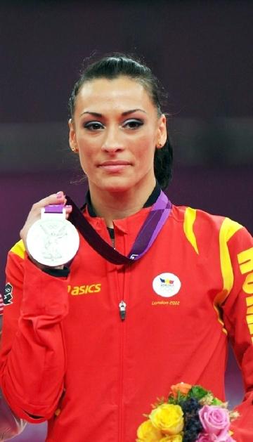 Catalina Ponor este vicecampioana olimpica la sol
