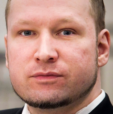 Anders Behring Breivik a fost condamnat la 21 de ani de inchisoare