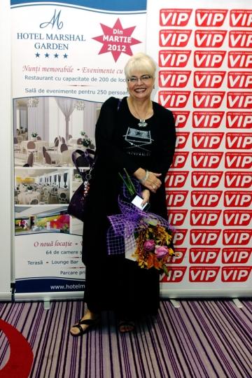 Irina Margareta Nistor, de la critic, la personaj de film