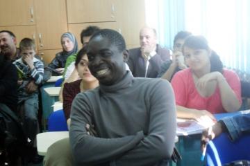 Exclusiv: lectii de viata de la refugiatul Katim