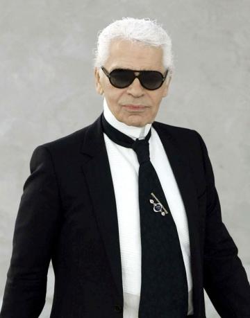 Karl Lagerfeld - moda ca stil de viata