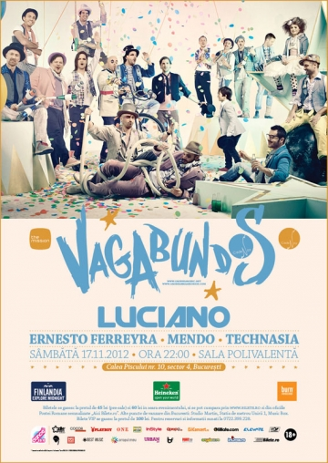 The Mission presents Cadenza Vagabundos