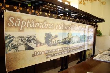 A inceput maratonul cultural de la Romanati!