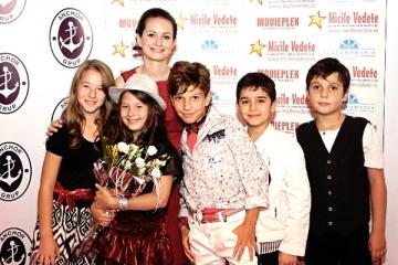 Micii Olimpici ai Cinematografiei pentru copii, din nou pe covorul rosu