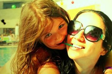 Rocsana Marcu a castigat procesul de paternitate al primei sale fiice