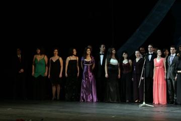 Stelele artelor spectacolului muzical au stralucit pe scena Operei