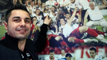 Florentin Petre regreta ca nu a putut sa joace pe National Arena