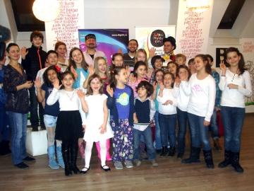 Jurnalul pentru copii. Un an de Digi24, un pariu castigat