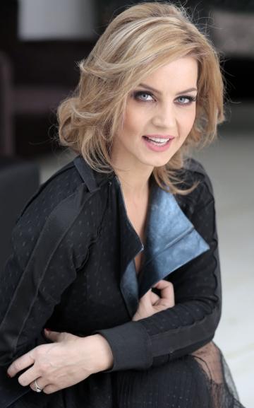 """Monica Dascalu: """"Ma gandesc cu emotie la ziua in care fac 35 ani"""""""