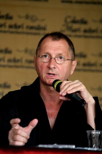 """Florin Zamfirescu: """"Malaele e un actor mare, un actor de geniu"""""""