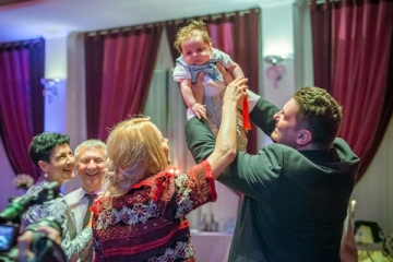 Marius Radmanestean: de la visul american la viata de familist