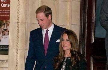 Daruri pentru copilul printului William si al ducesei de Cambridge