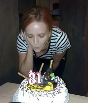 Ioana Maria Moldovan si-a sarbatorit ziua de nastere la Poiana Brasov