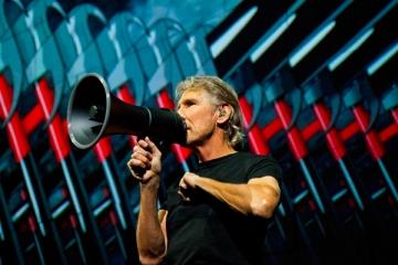Roger Waters aduce scena cu cel mai mare acoperis din lume