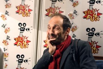 Gabriel Spahiu: actor de film vs. personaj de reclame